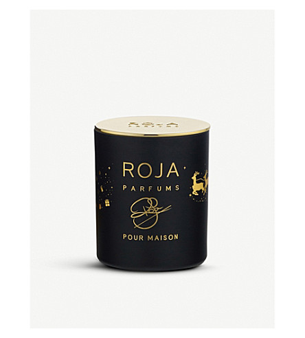 ROJA PARFUMS Christmas candle 760g