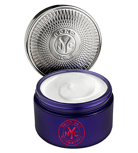 BOND NO. 9 Manhattan 24/7 Body Silk