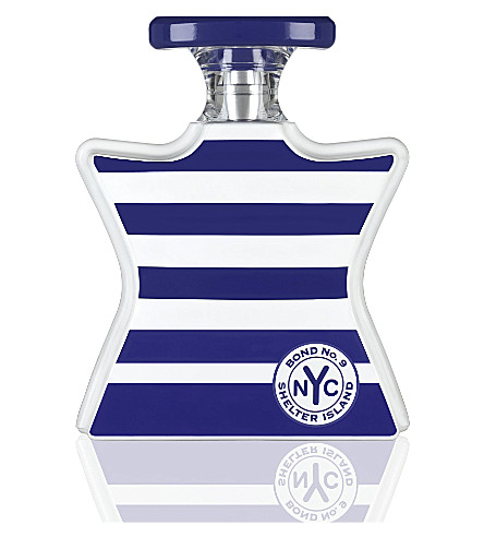 BOND NO. 9 Shelter Island eau de parfum 100ml