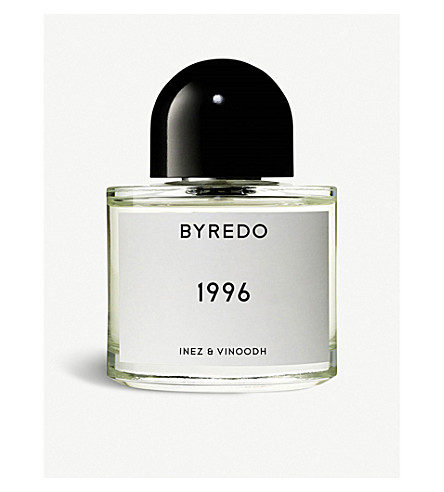 BYREDO 1996 香水50毫升