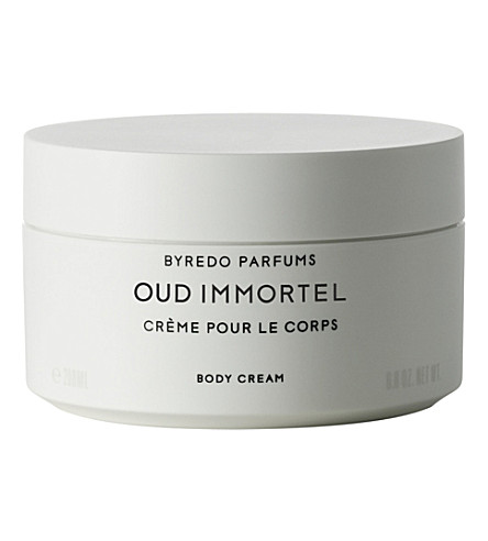 BYREDO Oud Immortel body cream 200ml