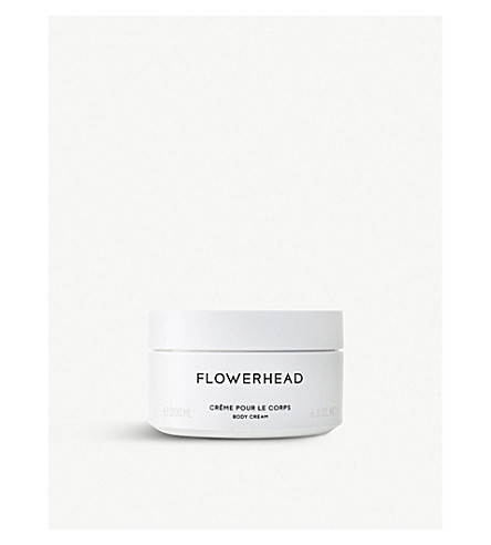 BYREDO Flowerhead body cream 200ml
