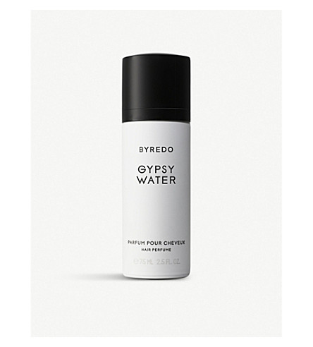 BYREDO Gypsy water hair perfume 100ml