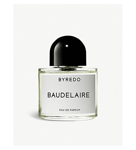 BYREDO Baudelaire eau de parfum