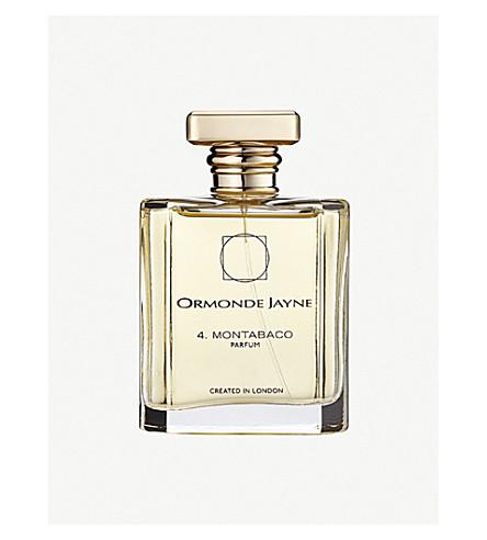 ORMONDE JAYNE Montabaco eau de parfum 120ml