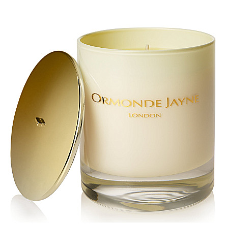 ORMONDE JAYNE Casablanca Lily Scented Candle 260g