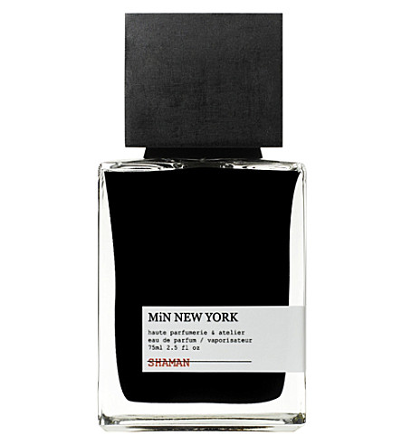 MIN NEW YORK Shaman eau de parfum 75ml
