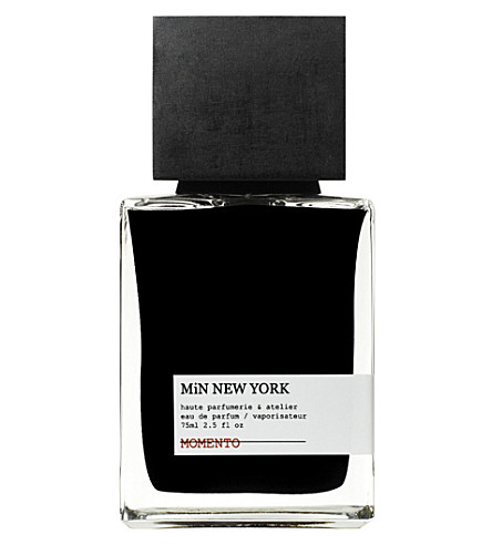 MIN NEW YORK Momento eau de parfum 75ml