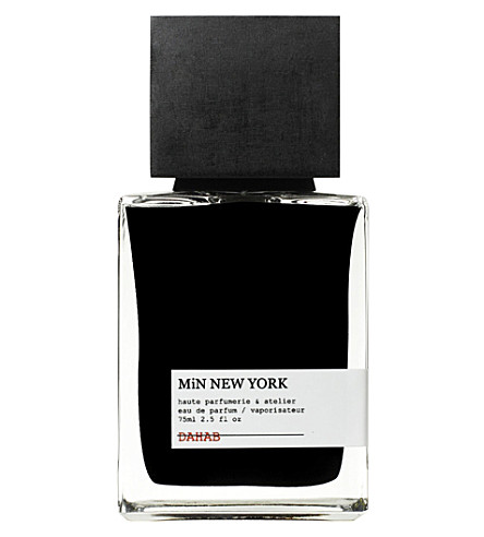 MIN NEW YORK Dahab eau de parfum 75ml