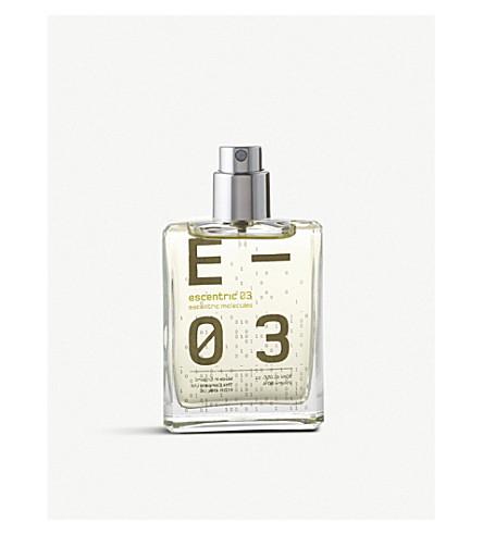 ESCENTRIC MOLECULES Escentric 03 淡香水重灌装30毫升
