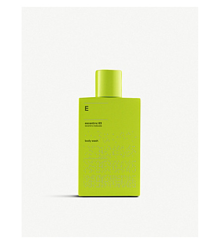 ESCENTRIC MOLECULES Escentric 03 body wash 200ml