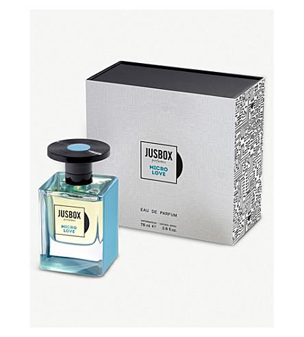 JUSBOX Micro Love eau de parfum 78ml
