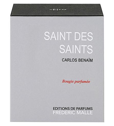 FREDERIC MALLE Saint des Saints scented candle 220g