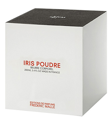 FREDERIC MALLE Iris poudre body butter 200ml