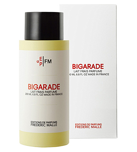FREDERIC MALLE Bigarade lait corps 200ml