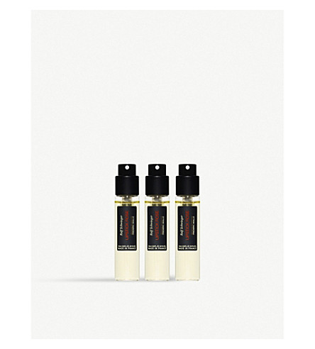 FREDERIC MALLE Lipstick rose parfum 3 x 10ml spray