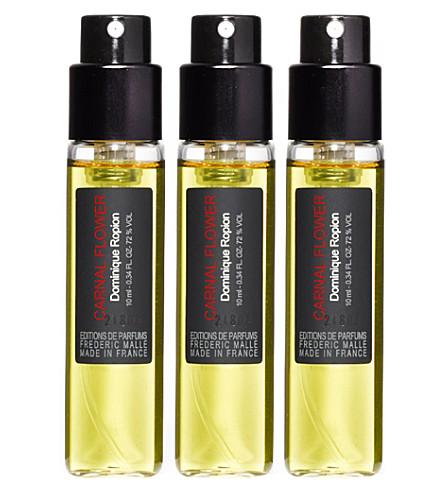 FREDERIC MALLE Carnal Flower eau de parfum 3 x 10ml