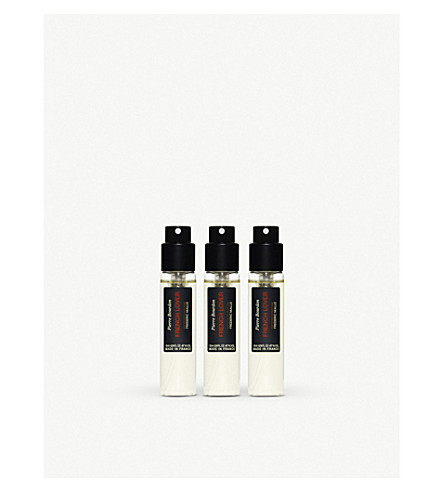 FREDERIC MALLE French Lover eau de parfum 3 x 10ml