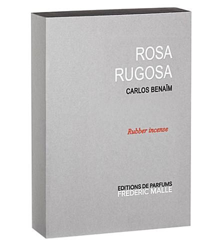 FREDERIC MALLE Rosa Rugosa rubber incense