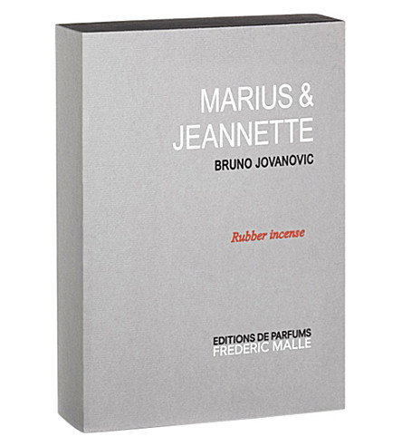 FREDERIC MALLE Marius et Jeannette rubber incense