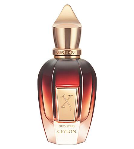 XERJOFF Ceylon eau de parfum 50ml