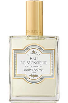 ANNICK GOUTAL Eau de Monsieur For Men eau de toilette 100ml