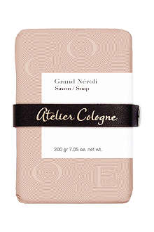 ATELIER COLOGNE Grand Néroli soap 200g