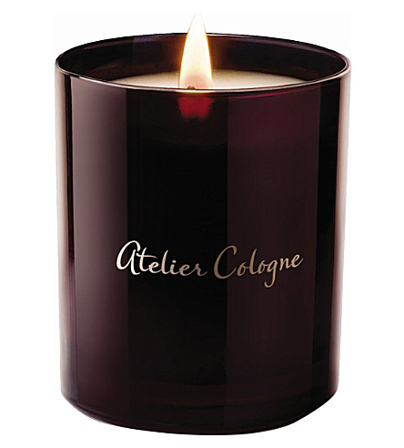ATELIER COLOGNE Bois Blonds scented candle 190g