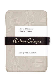 ATELIER COLOGNE Bois Blonds soap 200g
