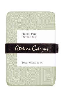 ATELIER COLOGNE Trèfle Pur soap 200g
