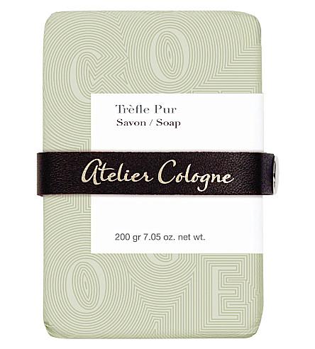 室 COLOGNE Trèfle Pur 皂200g