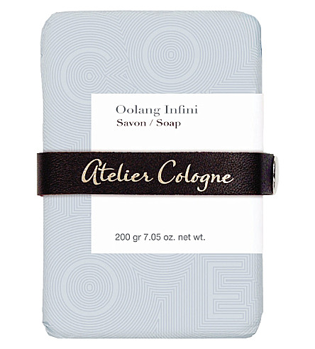 ATELIER COLOGNE Oolang Infini soap 200g
