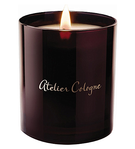 ATELIER COLOGNE Vanille Insensée scented candle 190g
