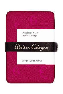 ATELIER COLOGNE Ambre Nue soap 200g