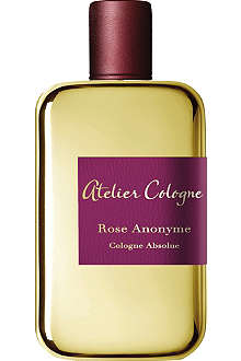 ATELIER COLOGNE Rose Anonyme Cologne Absolue 200ml