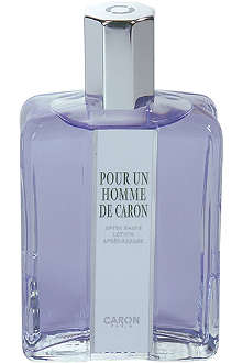 CARON Pour Un Homme de Caron aftershave splash 125ml