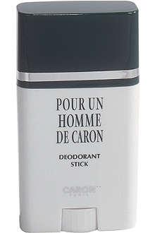 CARON Pour Un Homme de Caron deodorant stick 75g