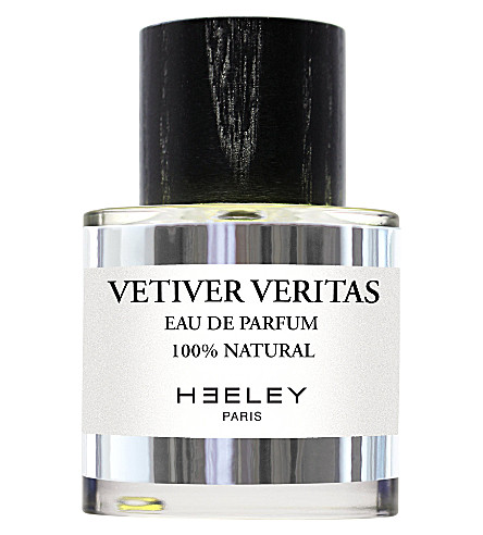 HEELEY PARFUMS Vetiver veritas eau de parfum 50ml