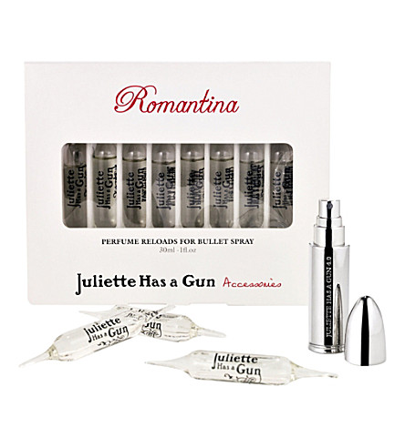 JULIETTE HAS A GUN Romantina perfume reloads 8x3.75ml