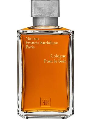 MAISON FRANCIS KURKDJIAN Pour le Soir eau de cologne 200ml