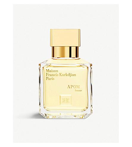 MAISON FRANCIS KURKDJIAN APOM pour Femme eau de parfum 70ml