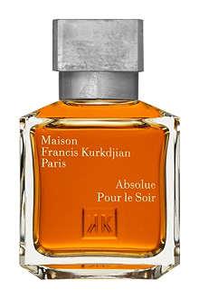 MAISON FRANCIS KURKDJIAN Absolue Pour le Soir eau de parfum 70ml