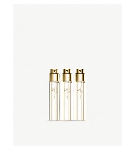 MAISON FRANCIS KURKDJIAN Aqua Universalis forte eau de parfum refills 3 x 11ml