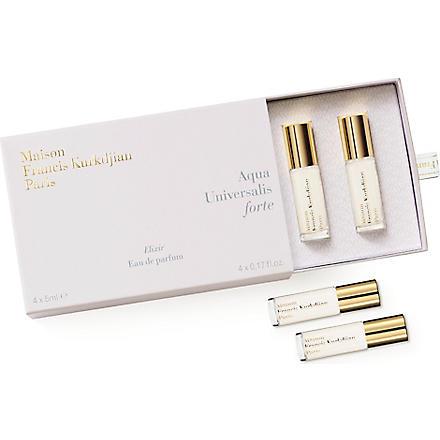 MAISON FRANCIS KURKDJIAN Elixir Aqua Universalis forte extrait de parfum