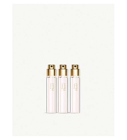 MAISON FRANCIS KURKDJIAN Feminin Pluriel refill bottles 3 x 11ml