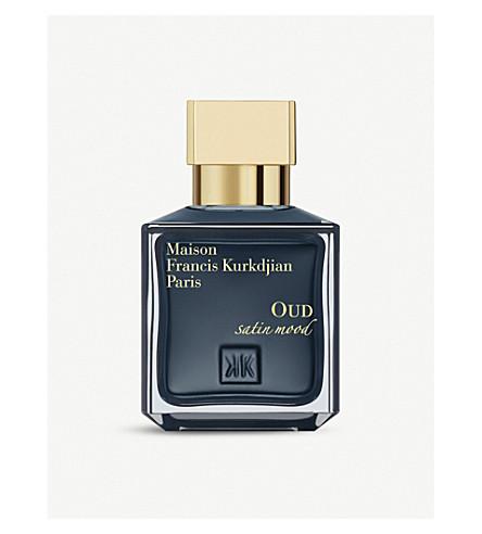 MAISON FRANCIS KURKDJIAN Oud 缎布心情香水70毫升
