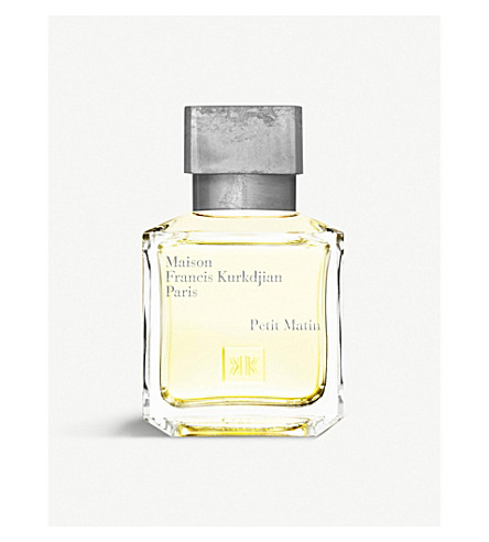 MAISON FRANCIS KURKDJIAN Petit Matin eau de parfum 70ml