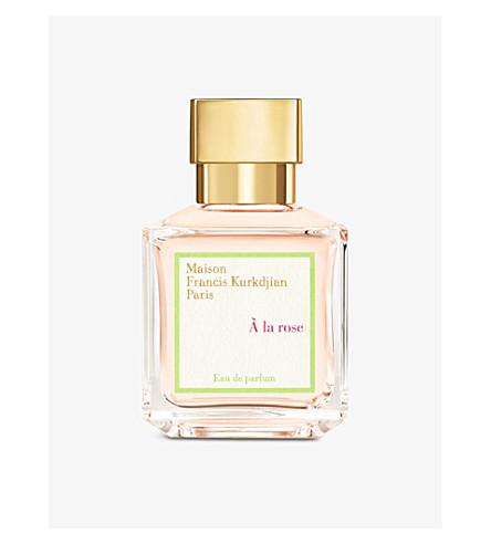 MAISON FRANCIS KURKDJIAN A la rose eau de parfum 70ml