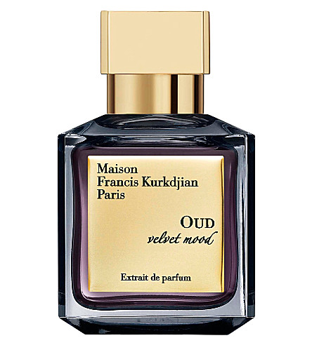 MAISON FRANCIS KURKDJIAN OUD Velvet Mood extrait de parfum 70ml