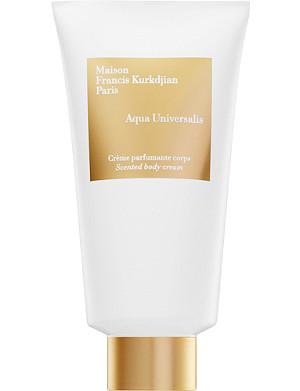 MAISON FRANCIS KURKDJIAN Aqua Universalis body cream 147ml